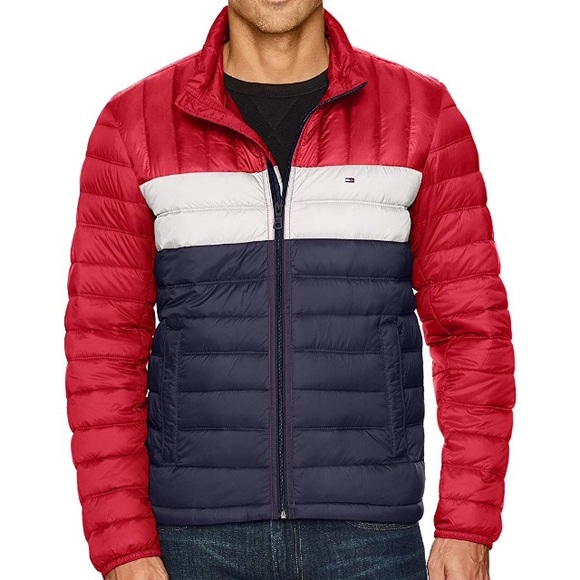0ab8981f3 NWOT Tommy Hilfiger Packable Down Coat